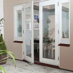 JELD-WEN Softwood French Doors and Sidelites