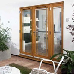 JELD-WEN Hardwood French Doors