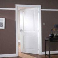 WHITE PRIMED INTERNAL FIRE DOORS