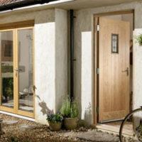 JELD-WEN Hardwood External Doors and Frames
