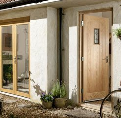 JELD-WEN Hardwood External Doors and Frames