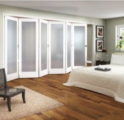 JELD-WEN 6 Door Room Dividers
