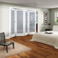 JELD-WEN 4 Door Room Dividers