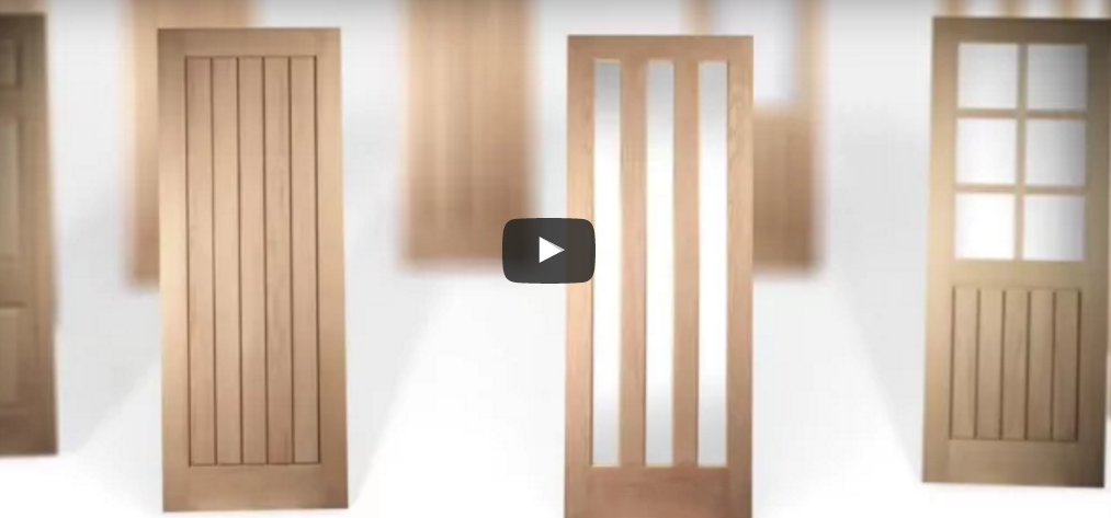 White Oak Interior Door Range