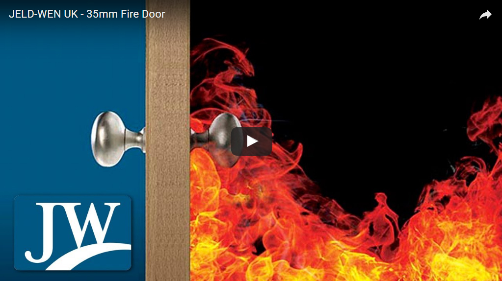 DoorsDirect2u JELD-WEN UK - 35mm Fire Door Advice & Inspiration
