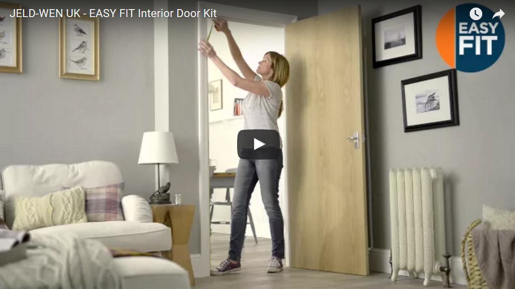 DoorsDirect2u JELD-WEN UK - EASY FIT Interior Door Kit Advice & Inspiration