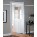 JELD-WEN Avesta 6 Lite Primed Clear Glazed