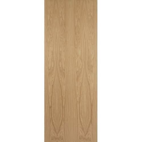 DoorsDirect2u JELD-WEN White Oak Real Wood Veneer Door 35mm
