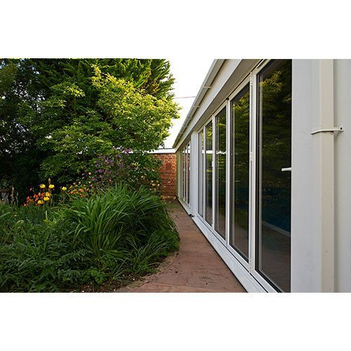 DoorsDirect2u Aluminium 5 Door Bi-fold Patio Doorset