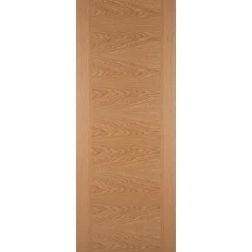 DoorsDirect2u JELD-WEN White Oak Fusion Real Wood Veneer Fire Door 44mm
