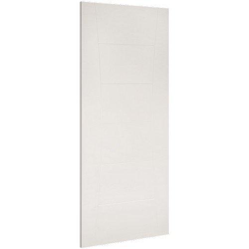 DoorsDirect2u Deanta Pamplona White Primed Internal Fire Door
