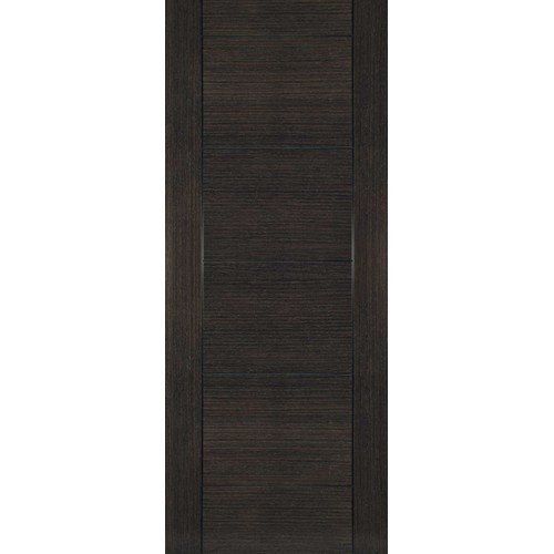 DoorsDirect2u Deanta Montreal Dark Grey Ash Prefinished Internal Door