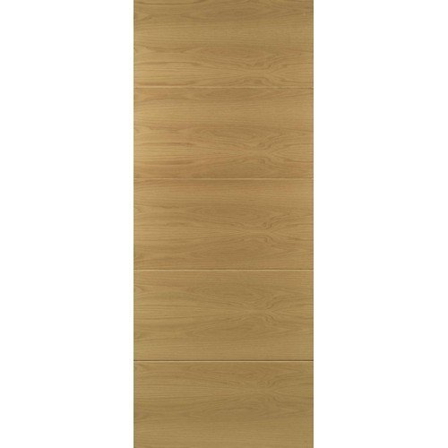 DoorsDirect2u Deanta Augusta Oak Prefinished Internal Door