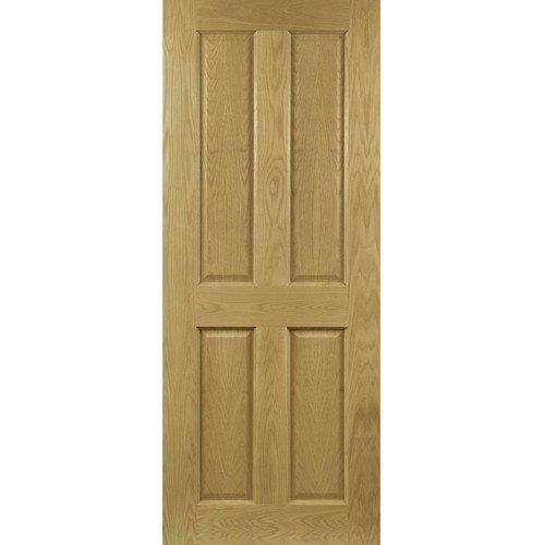 DoorsDirect2u Deanta Bury Oak Prefinished Internal Door