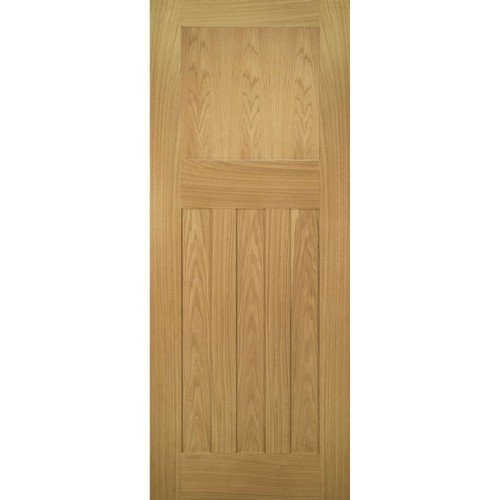 DoorsDirect2u Deanta Cambridge Oak Internal Door
