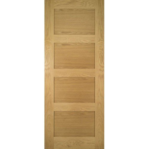 DoorsDirect2u Deanta Coventry Oak Prefinished Internal Fire Door