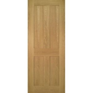DoorsDirect2u Deanta Eton Oak Internal Fire Door