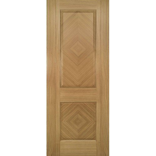 DoorsDirect2u Deanta Kensington Oak Prefinished Internal Fire Door
