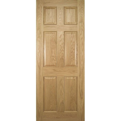 DoorsDirect2u Deanta Oxford Oak Prefinished Internal Fire Door