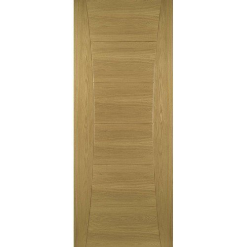 DoorsDirect2u Deanta Pamplona Oak Prefinished Internal Door