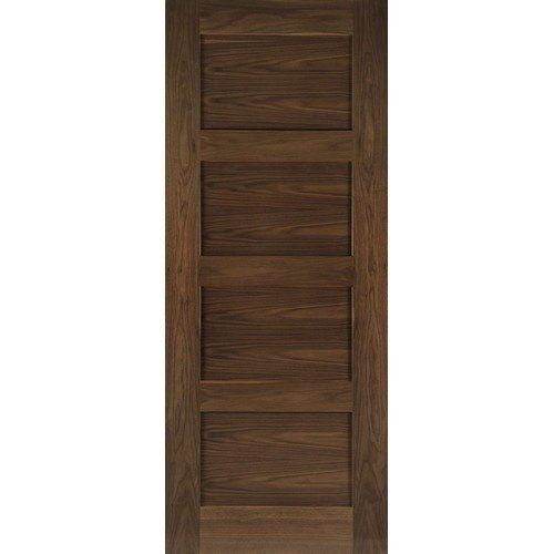 DoorsDirect2u Deanta Coventry Walnut Prefinished Internal Fire Door