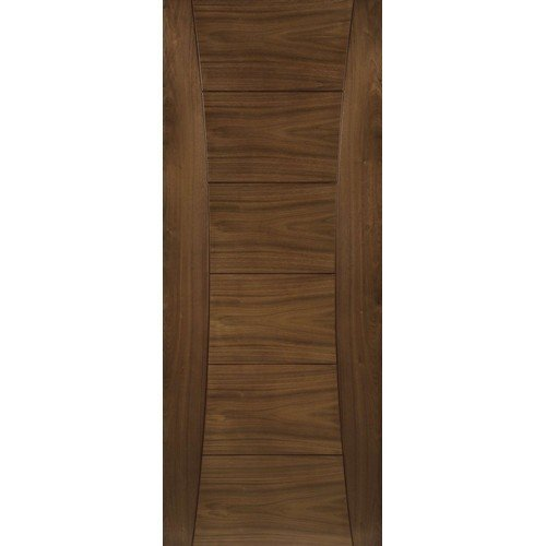 DoorsDirect2u Deanta Pamplona Walnut Prefinished Internal Door