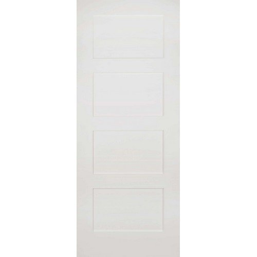 DoorsDirect2u Deanta Coventry White Primed Internal Fire Door