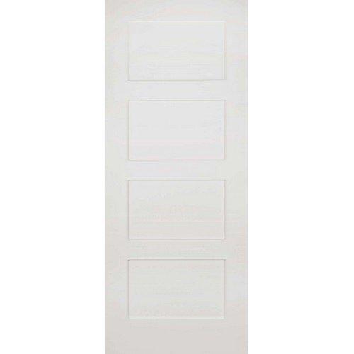 DoorsDirect2u Deanta Coventry White Primed Internal Fire Door