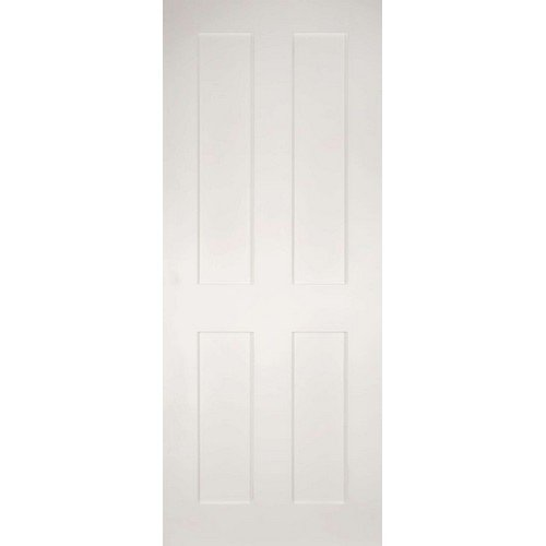 DoorsDirect2u Deanta Eton White Primed Internal Fire Door