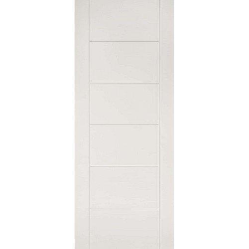 DoorsDirect2u Deanta Seville White Primed Internal Fire Door