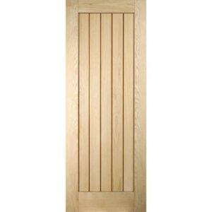 DoorsDirect2u JELD-WEN Cottage Recessed Shaker Oak Veneer