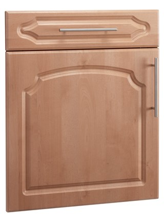 Chedburgh Drawer Front In Prestige Maple