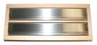 Beech film / foil dispenser for cutlery insert