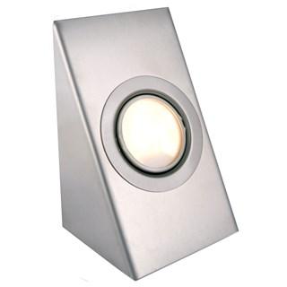 Rectangular light low voltge 20w, steel