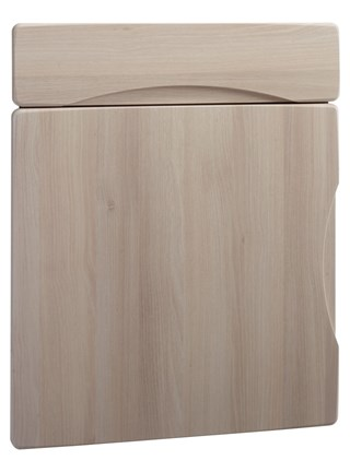 Metropole Drawer Front In Ellmau Beech