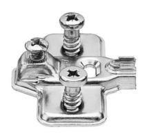 Blum Modul 0mm Euroscrew Backplate