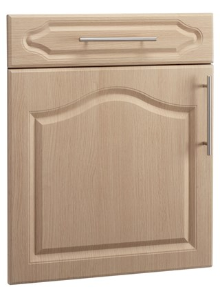 New Sudbury Drawer Front In Moldau Acacia