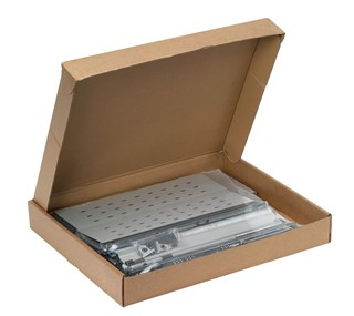 Blum Grey Tandembox Pan Drawer Kit, 450mm deep, 203mm High.