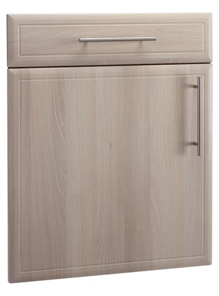 Turin Door in Pale Cream