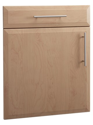 Verona Drawer Front In Light Winchester Oak