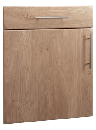 Winwick Drawer Front In Super White Ash