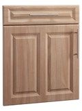 Benwick Drawer Front In Hacineda Black