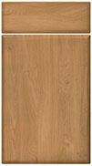Non GlossPippy Oak bedroom door finish