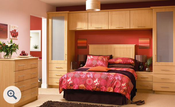 Beech bedroom picture