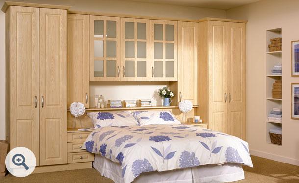 Loire Ash bedroom picture