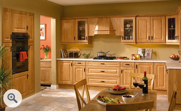 Pippy Oak kitchen picture