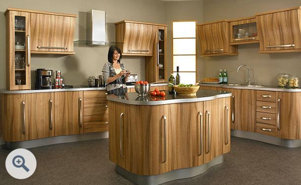 Light Tiepolo kitchen picture