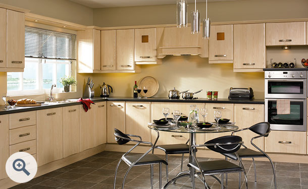 Loire Ash kitchen picture