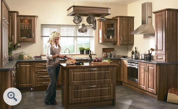 Medium Tiepolo (discontinued) kitchen picture
