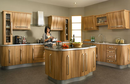 Premier Duleek kitchen doors in Light Tiepolo
